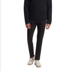 Acne max stay black jeans